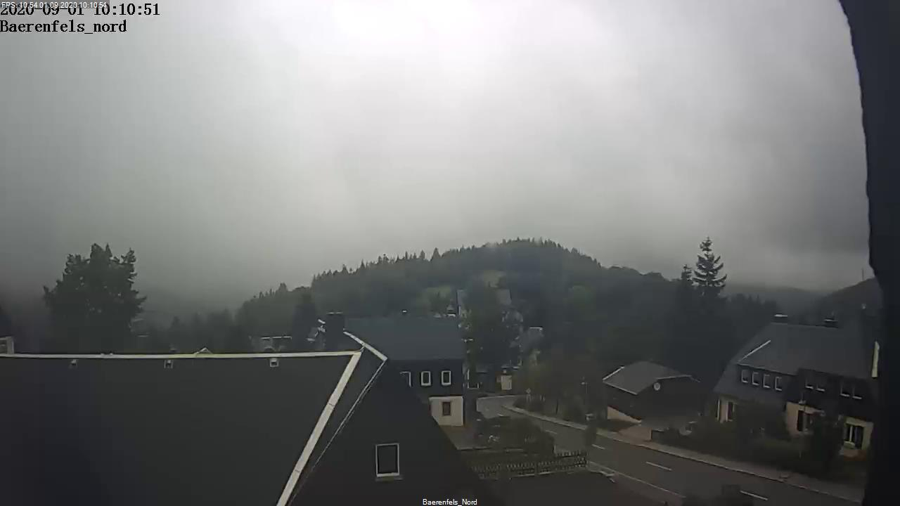 Webcam Bärenfels Norden